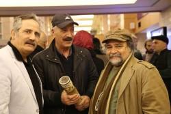محمدرضا شریفی نیا - سعید راد - مجید مظفری