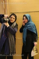 احمدی مجری و گزارشگر برنامه هفت