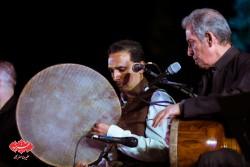 کنسرت گروه کامکارها در اولین شب فستیوال «بارانا»