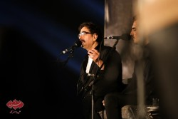 شهرام و حافظ ناظری در کنسرت «ناگفته»