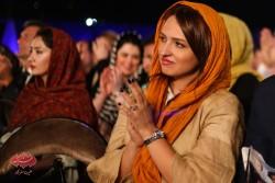 گلاره عباسی در کنسرت «ناگفته» شهرام و حافظ ناظری