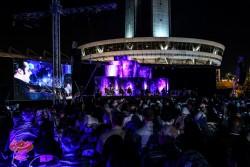 نمایی از  کنسرت «ناگفته» شهرام و حافظ ناظری