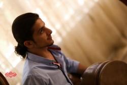 حمیدرضا یوسفی در تمرین گروه مستان قبل از کنسرت درقلب عاشقان
