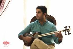 میلاد علیپور در تمرین گروه مستان قبل از کنسرت درقلب عاشقان