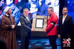 تقدیر از آتشفشانان در افتتاحیه جشنواره فیلم فجر
