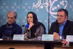 روز اول جشنواره فیلم فجر در برج میلاد